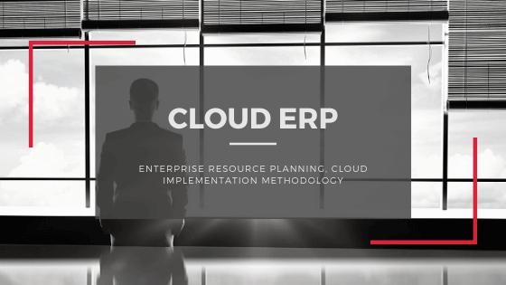 Cloud ERP Enterprise Resource Planning