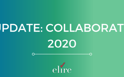 Update on COLLABORATE 2020