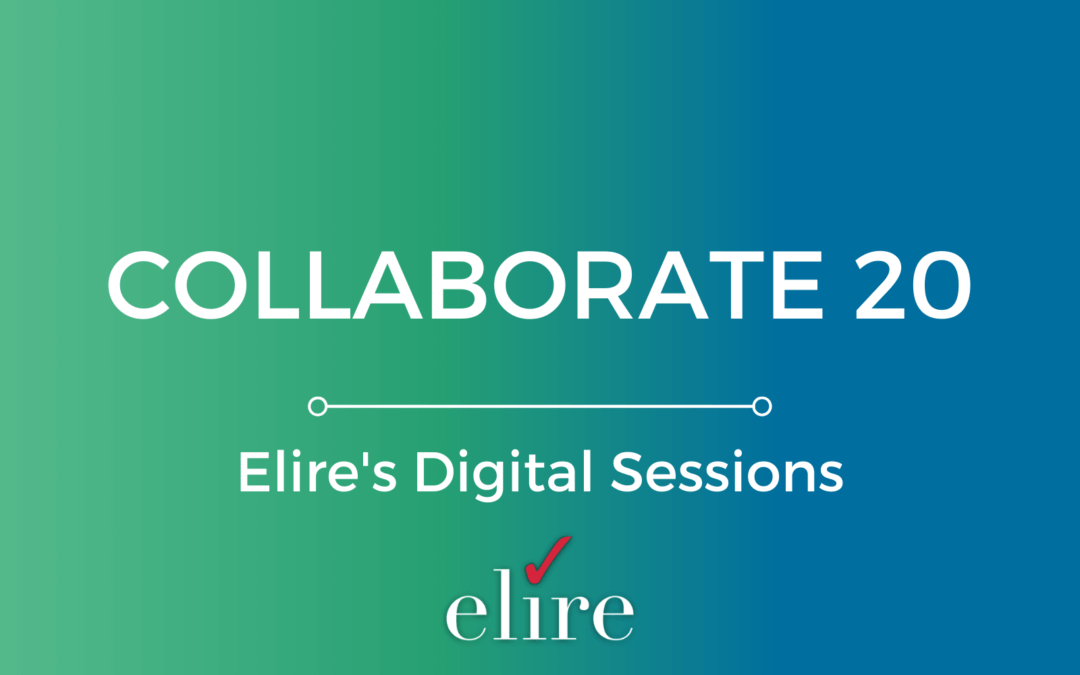 COLLABORATE: Elire's 2020 Sessions