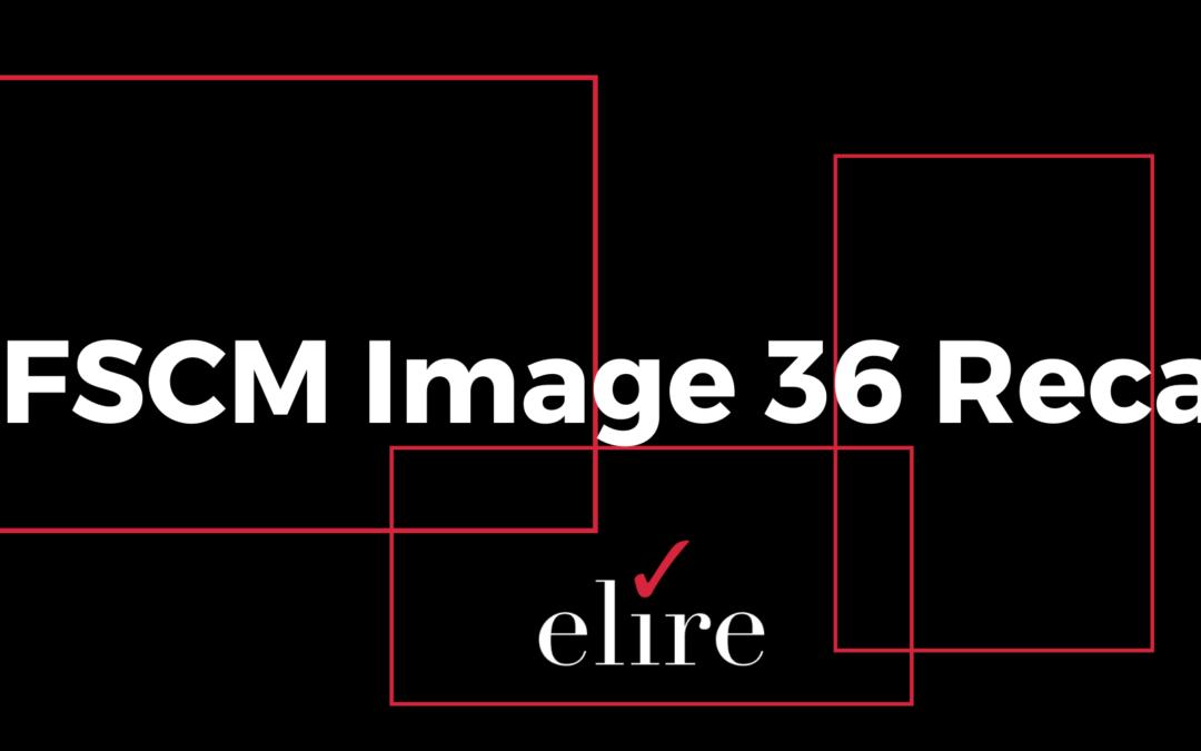 FSCM Image 36 Recap
