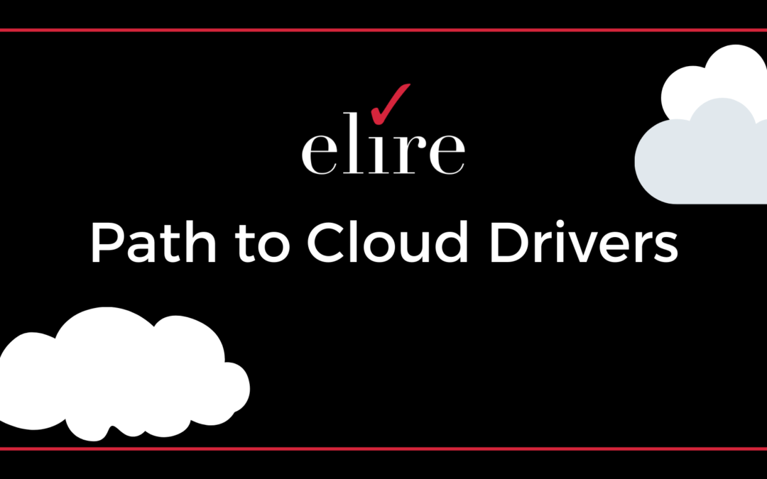 Path to Cloud Drivers