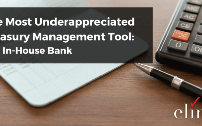 The Most Underappreciated Treasury Management Tool: The In-House Bank