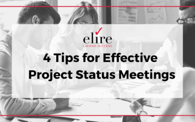4 Tips for Effective Project Status Meetings