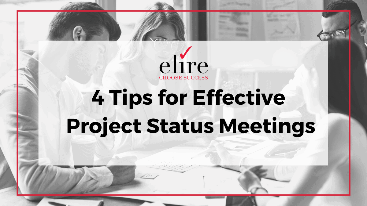 Project Status Meetings