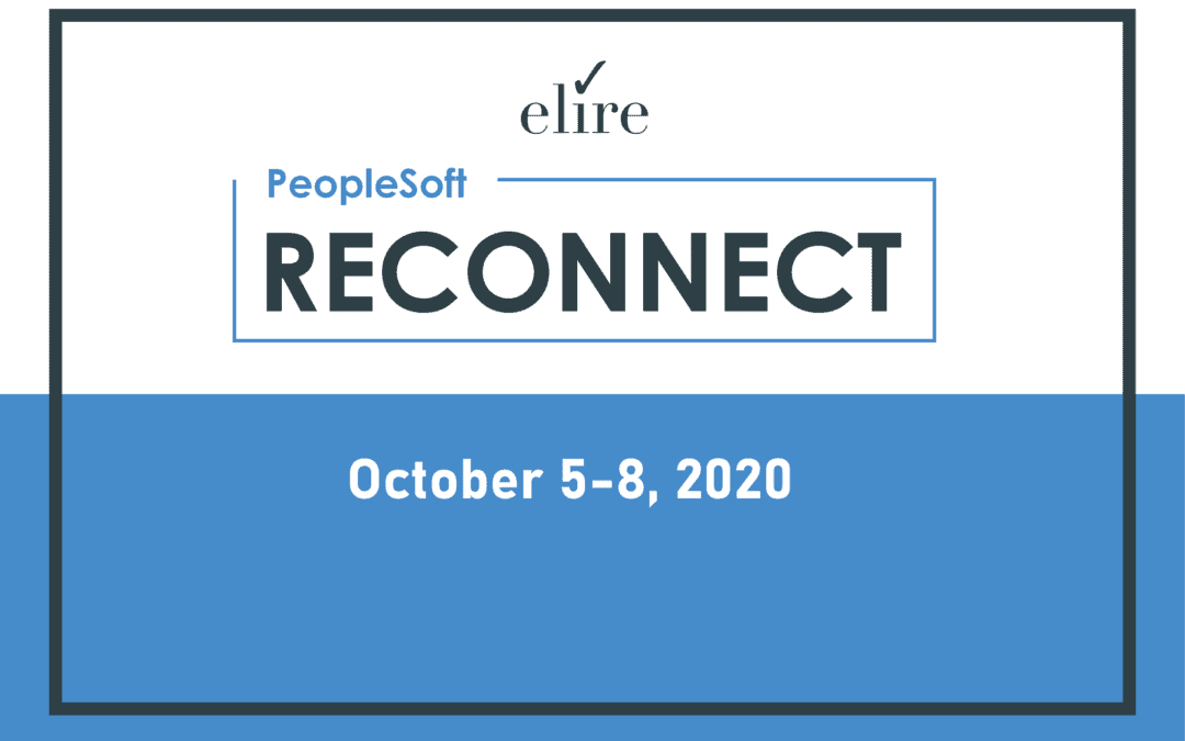 Wrapping Up RECONNECT