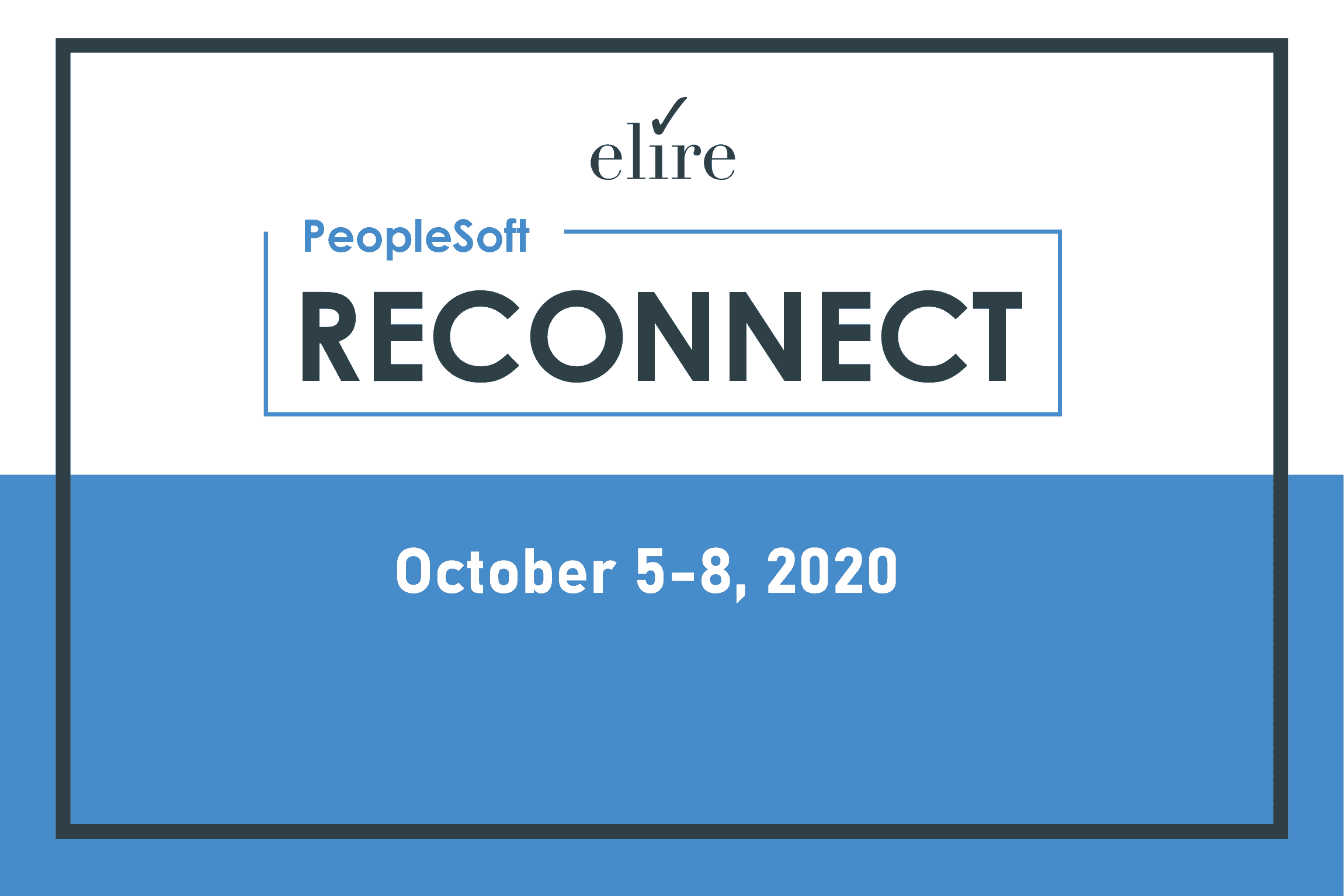 Wrapping Up RECONNECT 20