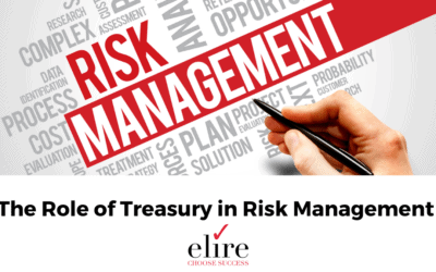 The Role of Treasury in Risk Management