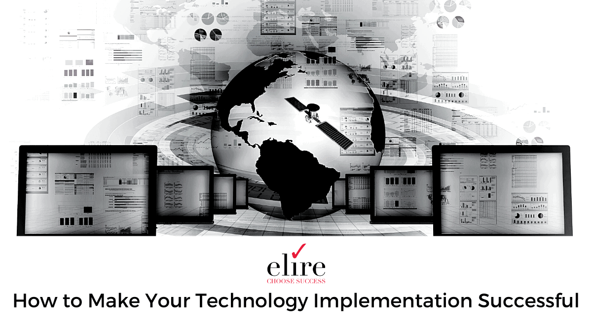 Technology implementation tips for success