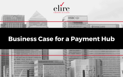 Business Case for a Payment Hub