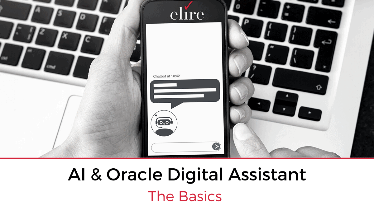 Oracle Digital Assistant for ORC