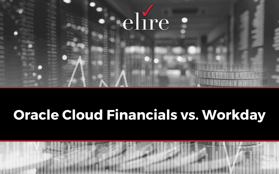 Oracle Cloud Financials vs. Workday