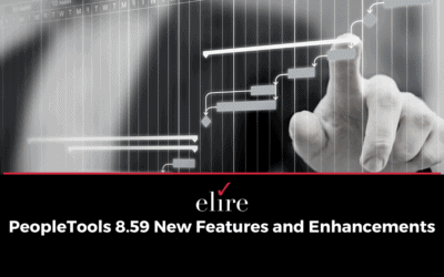 PeopleTools 8.59 New Features and Enhancements