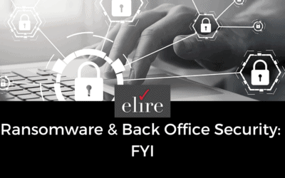 Ransomware & Back Office Security: FYI