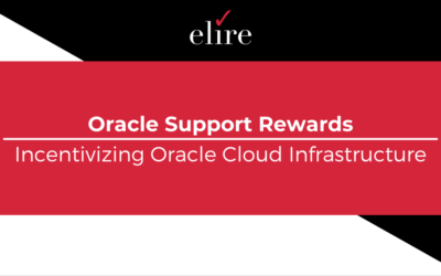 Oracle Support Rewards: Incentivizing Oracle Cloud Infrastructure