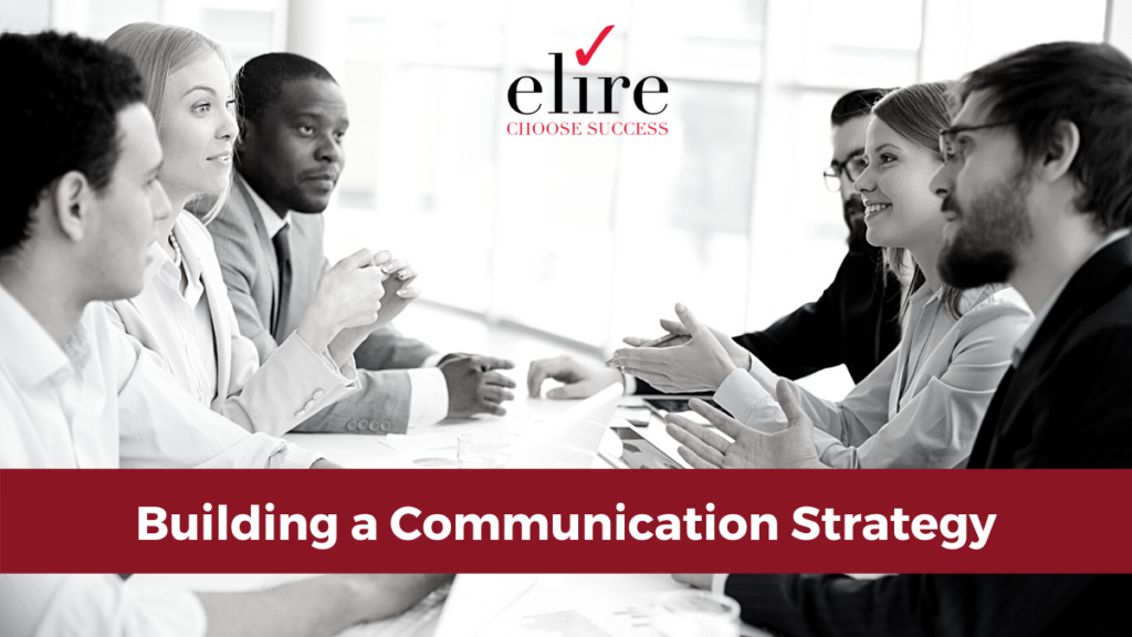 Building a Communication Strategy