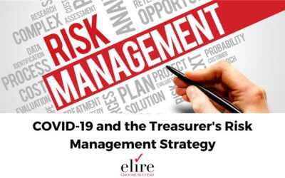 COVID-19 and the Treasurer's Risk Management Strategy