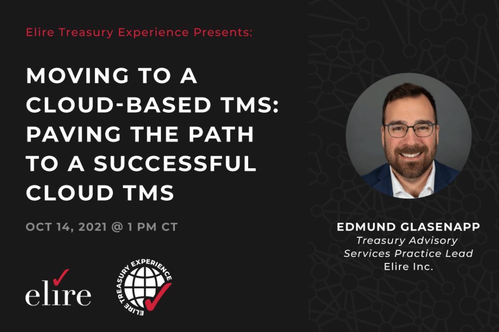 ETE 2021 Moving to a Cloud TMS